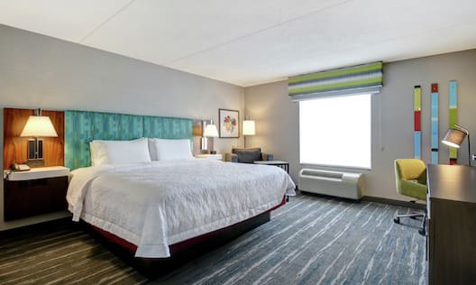King Deluxe Guestbed