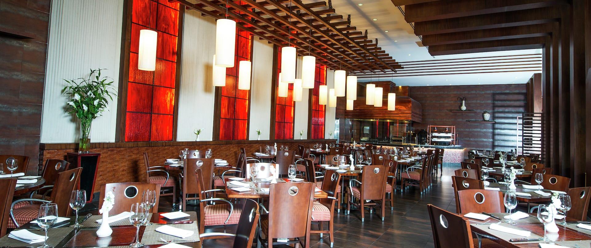 Vereda Tropical Restaurant Interior View