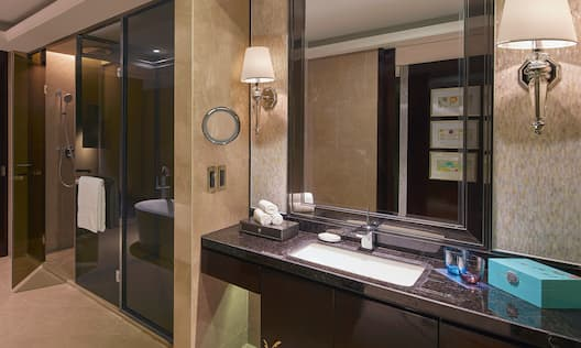 Bathroom Area