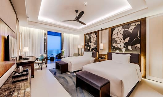 Twin Ocean View Room