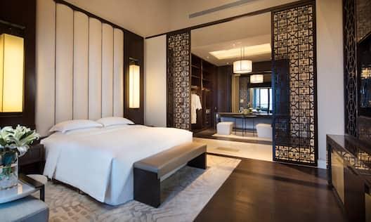 Two Bedroom Presidential Suite Ocean View