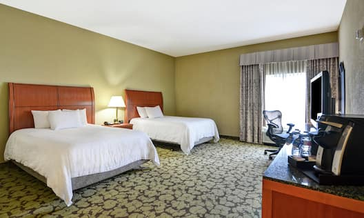 Double Queen Beds, Overview