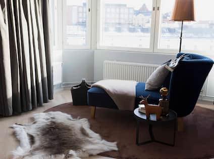 Panoramic Suite Bedroom