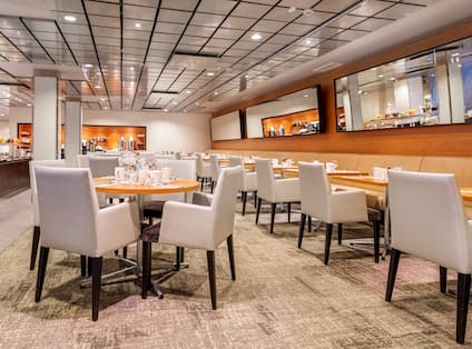 Oceana Restaurant Tables and Chairs