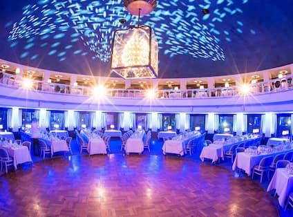 Round Banquet Room