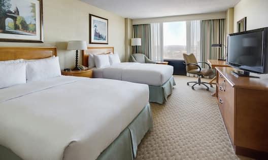 Double Guestroom Bedroom