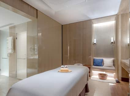 Single Room at the Spa