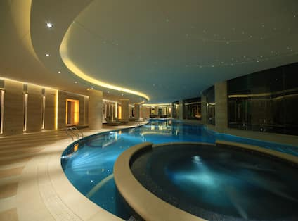 Indoor Swimming Pool 2