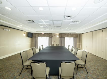Conference Style Meeting Room