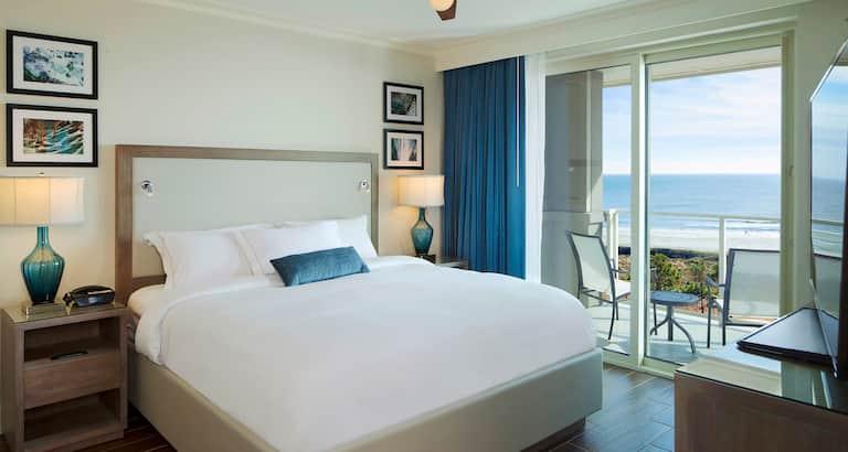 Hilton Head Island Resorts Ocean Oak Resort By Hilton Grand Vacations