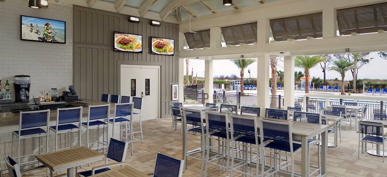 Oceanside Bar and Grill