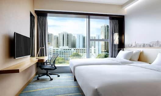 Twin Guestroom Bedroom