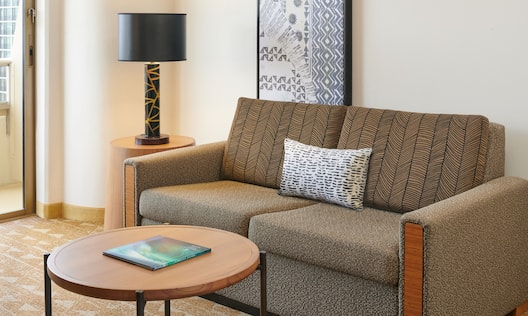 Living Area Couch