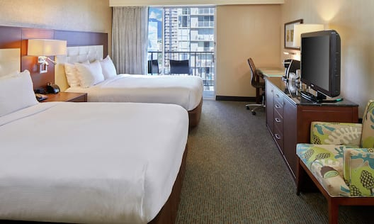 City View Room With 2 Queen Beds