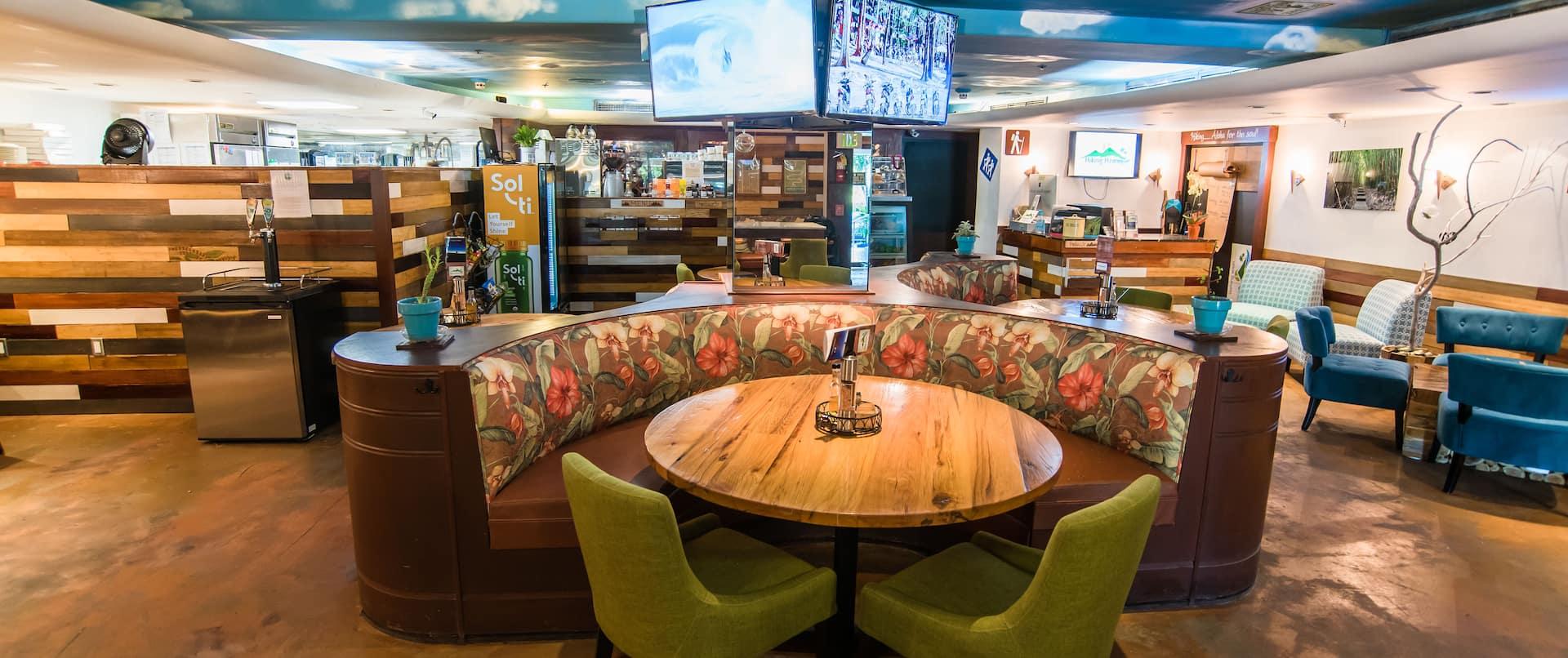 Bar Dining Area