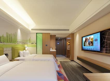 Two Twin Bed Superior Guestroom