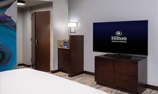 TV in King Room