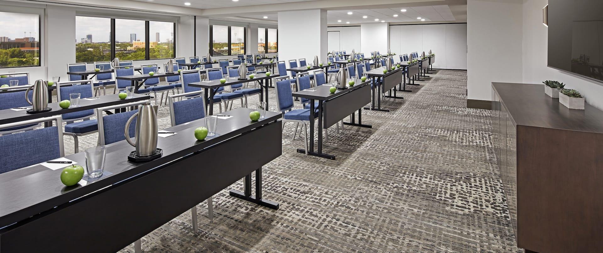 Travis AB Meeting Room Set Classroom