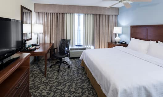 1 King Bed Non-Suite