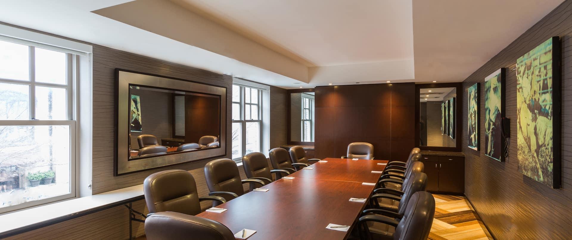 Mockingbird Board Room