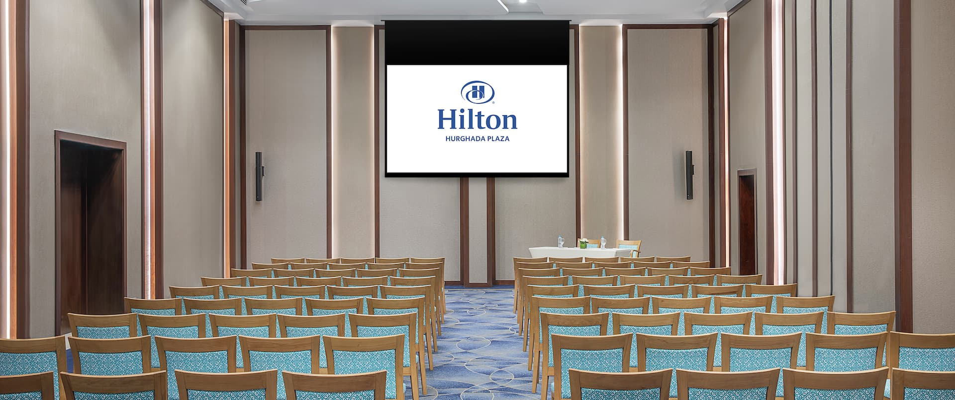 Hotel Meeting and Event Area