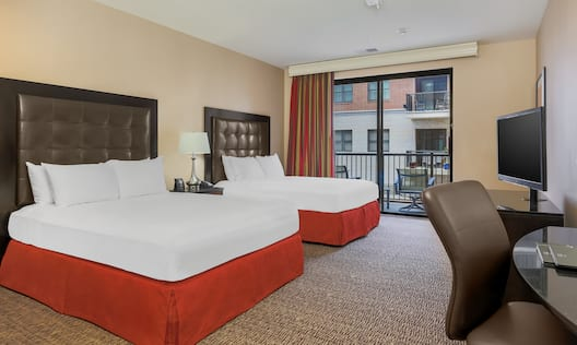 Hilton Promenade at Branson Landing Hotel, MO - Accessible Superior Room with 2 Queen Beds