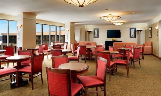 Executive Lounge Area