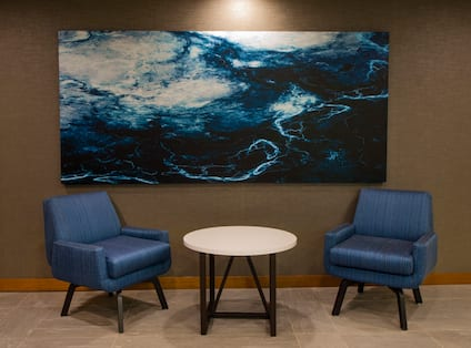 Lobby Seating Table