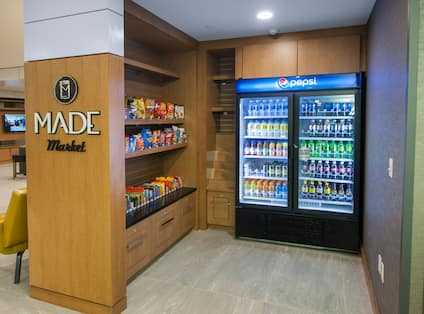 Made Market Sweet Shop with Snacks and Beverages
