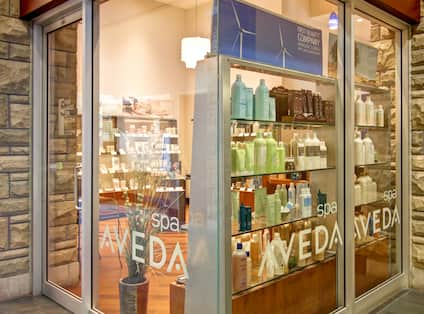 Aveda Spa Front