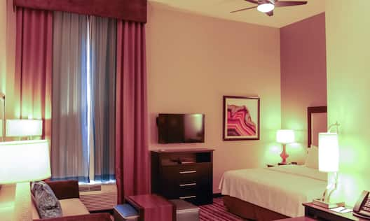 King Bed Guestroom Suite