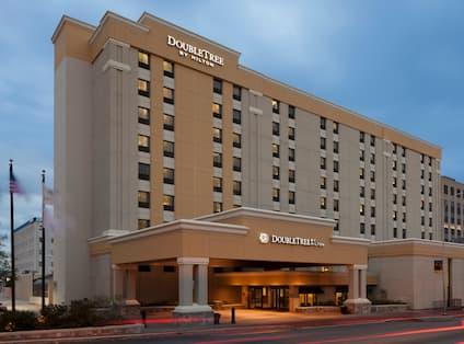 DoubleTree by Hilton Hotel Downtown Wilmington - Legal District Exterior