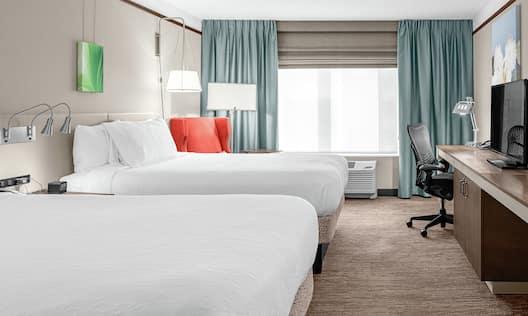 Queen Double Standard Room