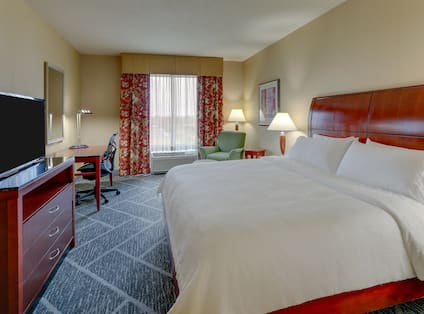 King Room Bed