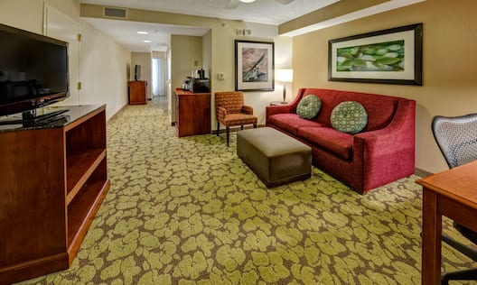 Accessible Double Queen Suite