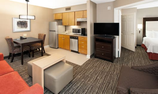 King Room Living Area