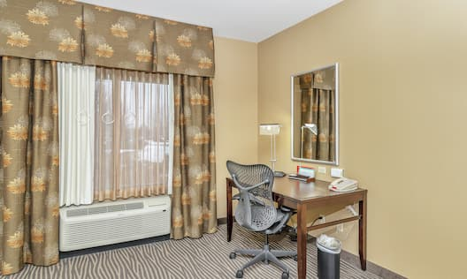 Accessible Guestroom with Work Desk