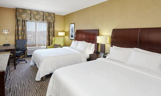 Two Queen Bed Guestroom
