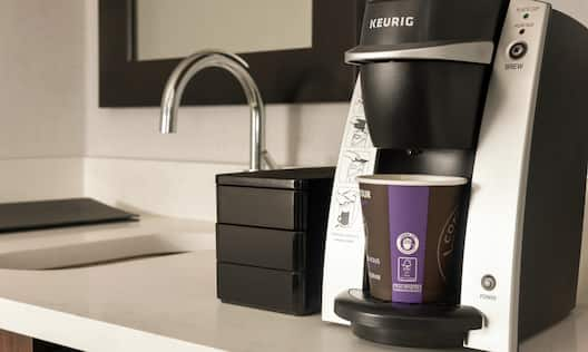 Premium Suite Keurig Coffeemaker