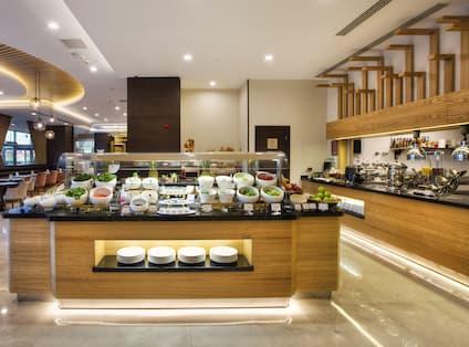 Buffet Breakfast Space