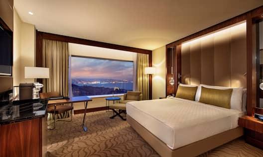 King Bosphorus View Guest Room