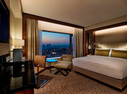 King Bed Executive City View Room