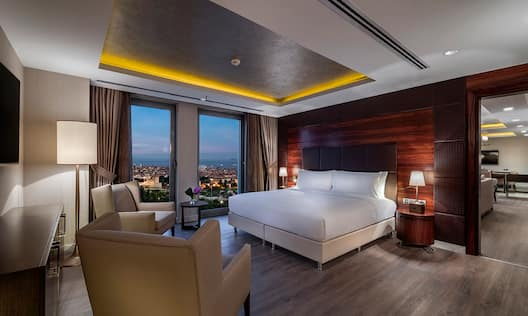 DoubleTree by Hilton Istanbul Topkapi Hotel, TR - PRESIDENTIAL SUITE