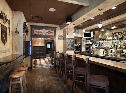 Kilpatrick's Pub Bar Area