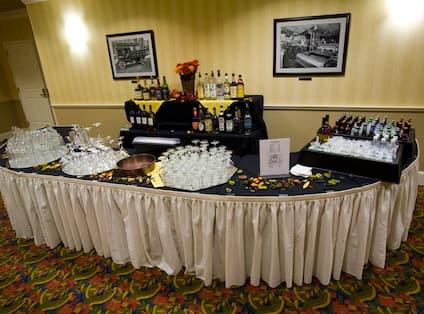 Lower Level Banquet Bar