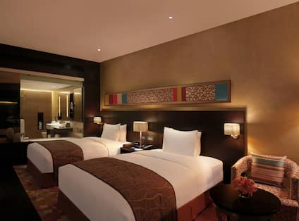 TWIN EXECUTIVE ROOM WITH LOUNGE ACCESS