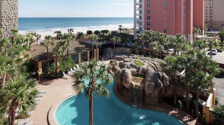 Hampton Inn Jacksonville Beach Florida