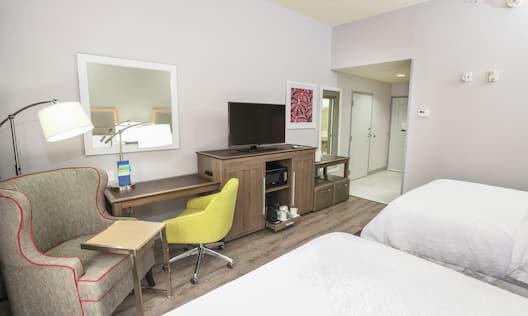 Hotel Guestroom Bedroom