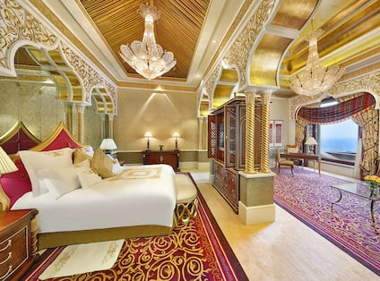 Qasr Suite Bed