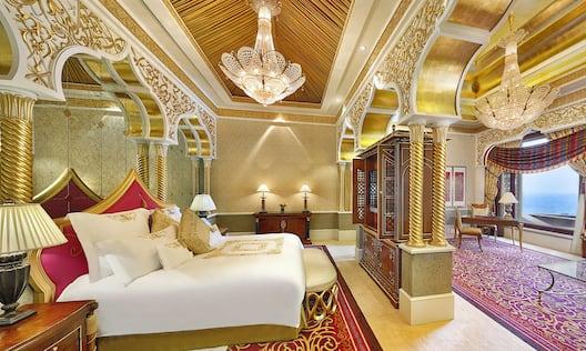 Qasr Suite Bed